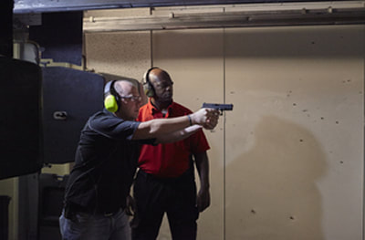 SDTG - Firearms Training